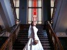 Уникальное фото Свадебные платья Продам шикарное свадебное платье А-силуэта 50-54 размера 35091953 в Новосибирске