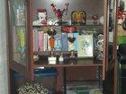Фотография в  Отдам даром - приму в дар Отдам 2 шкафа (книжный и со стеклянными полками). в Новосибирске 0