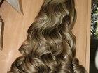 Просмотреть изображение Разное искусственные кудрявые волосы на заколках 36943810 в Новосибирске