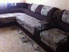 Фотография в Мебель и интерьер Мебель для гостиной Раздвижной диван (+ 2 выдвижных ящика)  Состояние в Новосибирске 22000