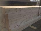 Фотография в Строительство и ремонт Строительные материалы Брус кедровый идеальной , длина 6 м. , сечение в Новосибирске 8500