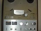 Фотография в Бытовая техника и электроника Аудиотехника Катушечный магнитофон Союз 110 в хорошем в Новосибирске 2000