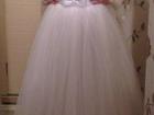 Уникальное фотографию Свадебные платья Новое красивое свадебное платье 37760998 в Новосибирске