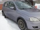 Изображение в Авто Продажа авто с пробегом Опель корса декабрь 2005 коробка робот, колёса в Новосибирске 185000