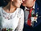 Фото в Одежда и обувь, аксессуары Свадебные платья Красивое, стильное платье, ручная работа, в Новосибирске 11900