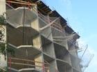 Фотография в Строительство и ремонт Строительные материалы Производство защитно-улавливающей сетки (3, в Новосибирске 3800