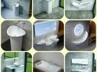 Увидеть фото  Ванны и Раковины из Искусственного камня 54594369 в Астрахани