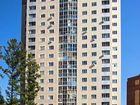 Продается шикарная трехкомнатная квартира на 8 этаже в новом