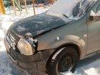 Renault Logan 1.4МТ, 2012, битый, 186000км