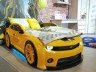 Кровать машина Детская кровать
