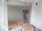Свежее изображение Другие строительные услуги Демонтаж стен и перегородок 76355958 в Новосибирске