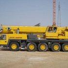 Услуги крана от 6 до 200 тонн