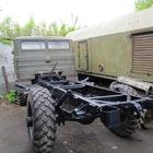 Грузовой автомобиль ГАЗ-66, Шасси