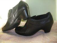 Продам туфли деми новые Новые демисезонные кожаные туфли, не подошли по размеру