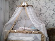 продам кроватку Geoby Продам кроватку трансформер в хорошем состоянии, бортики о