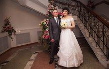 продам свадебное платья б/у