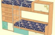 кровать 2-х ярусная