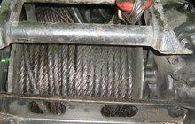 Автомобильные лебедки для грузовых автомобилей ЗИЛ-131, ЗИЛ-157