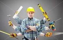 Строительная бригада выполнит любые виды работ