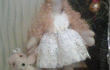 Интерьерная кукла Аврора