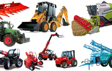 Агротехмаш предлагает сельскохозяйственную технику и навесное оборудование