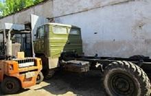 Грузовой автомобиль ГАЗ-66 шасси (бензин) с хранения
