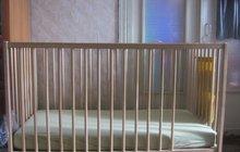 Кроватка детская от 0-3 лет