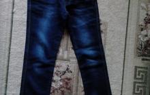 Продам джинсы на девочку р-р 22