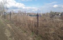 Продам земельный участок в Новосибирске в Заельцовском районе