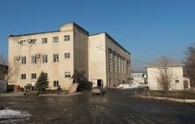 Производственная база в Алма-Ате