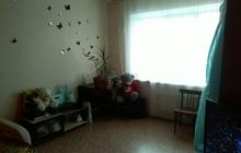 Квартира 35 кв.м, комната 17 кв.м, 9 кв.м, лоджия на кухне 3