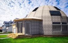 Каркасы купольных домов