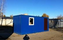 Строительные и дачные бытовки изготовление и продажа в новосибирске