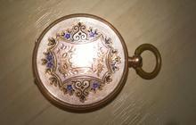 Продам антикварные золотые часы Boutte