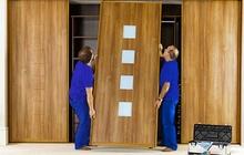 Сборка и разборка мебели шкафов