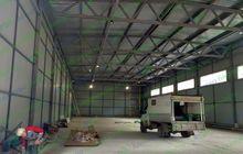 Сдам неотапливаемое производственно-складское здание 850 кв, м, №А3466