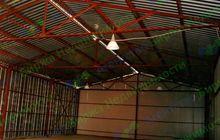 Сдам в аренду неотапливаемое складское здание площадью 1000 кв, м, №А3516