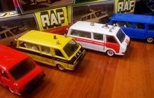 Масштабные модели автомобилей 1/43