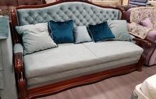 Продам диван-кровать Юнна-СТМ с короной