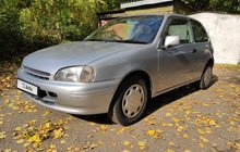 Toyota Starlet 1.3AT, 1998, хетчбэк