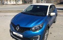 Renault Kaptur 1.6CVT, 2016, внедорожник