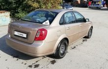 Chevrolet Lacetti 1.6 AT, 2007, седан