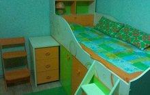 Деткая кровать-шкаф Фруттис
