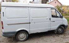 ГАЗ Соболь 2752 2.3МТ, 2003, фургон