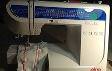 Швейная машинка элна 5300