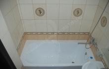 Восстановление старой ванны акриловым вкладышем
