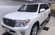 Toyota Land Cruiser 4.5AT, 2013, 105000км