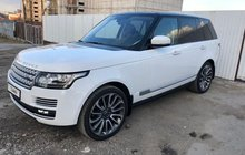 Land Rover Range Rover 4.4AT, 2013, 71000км