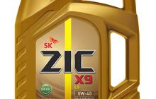 Моторное масло ZIC для легкового и грузового транспорта