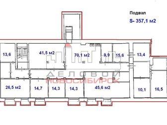 Новое foto Коммерческая недвижимость Продажа торгового помещения 775 кв, м 32322980 в Новосибирске